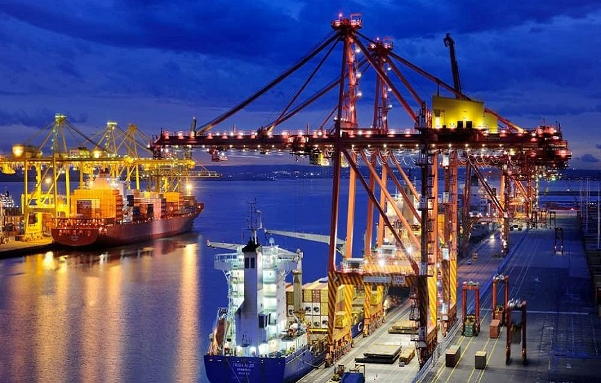 Oman Port