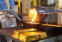 Precious Metal Refinery Plant