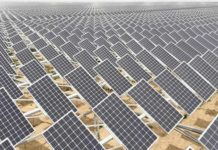 Saudi Crown Prince unveils the first-ever solar utility-scale project in Kingdom