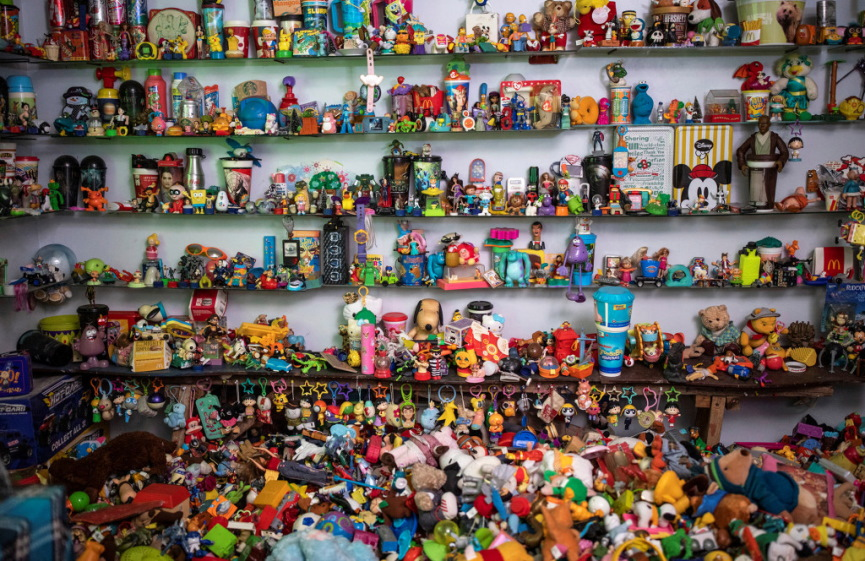 Toy Collection Image