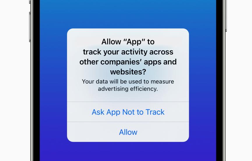 Apple pop-up notification Image