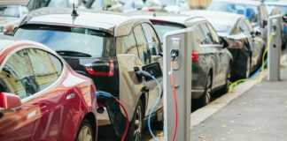 Electric Cars Image