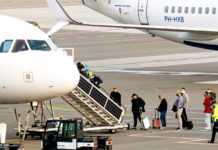 Flight Boarding Image