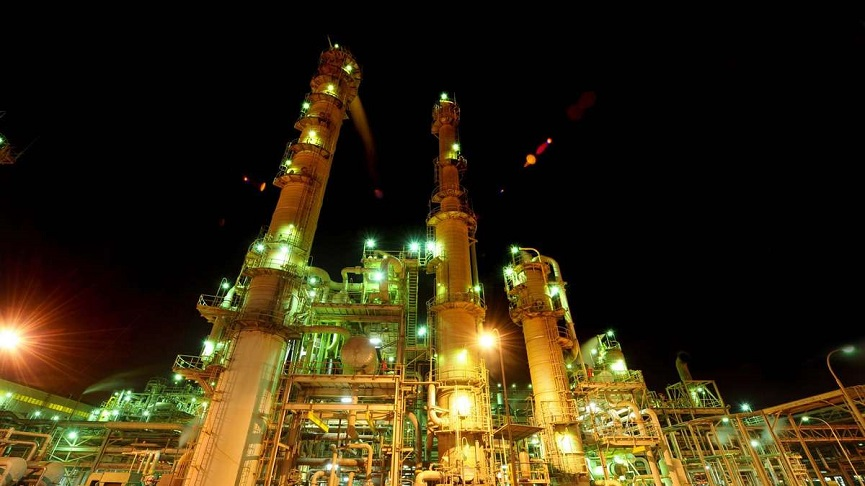 ADNOC's Industrial Complex