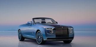 Rolls Royce Boat Tail Image