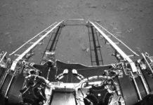 Chinese Mars Rover