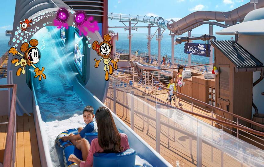 Disney AquaMouse Image