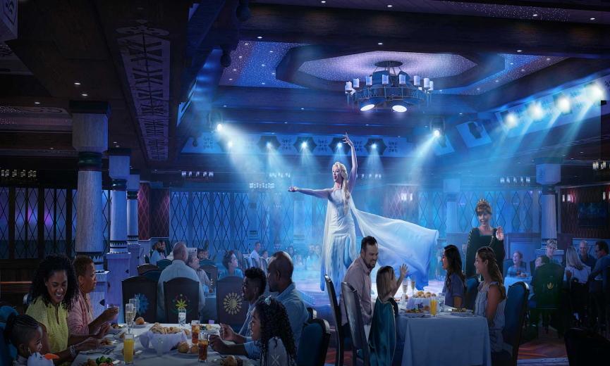 Disney Dining Image