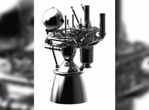 ESA Rocket Engine