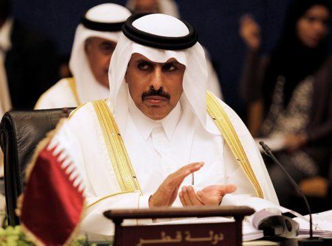 HE Sheikh Abdullah bin Saoud al-Thani