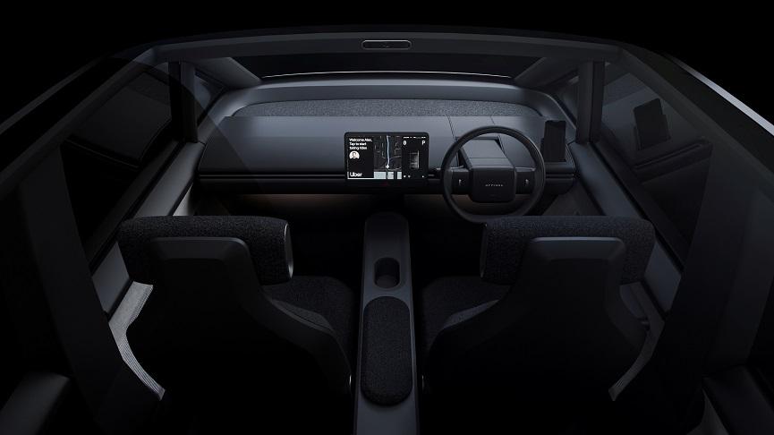 Interior Arrival Car