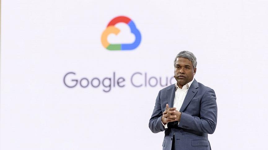 Thomas Kurian Google Cloud CEO