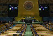UN General Asssembly