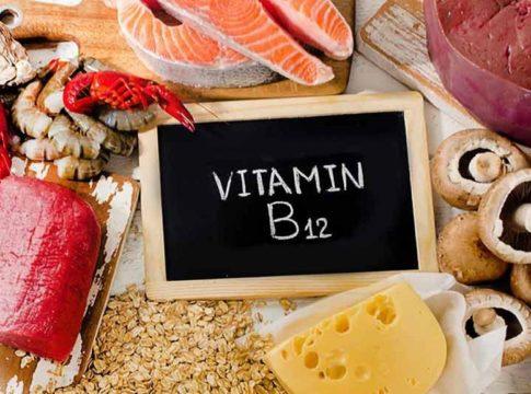 Vitamin B12 Foods Images