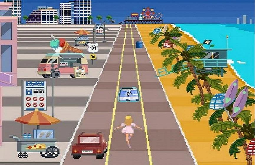 ZARA Video Game