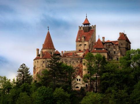 Dracula Castle Image