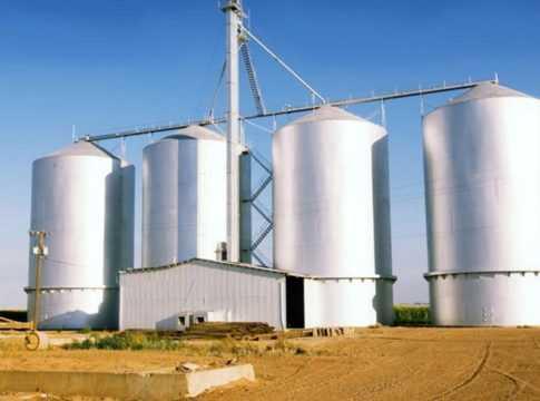 Grain Silo Image