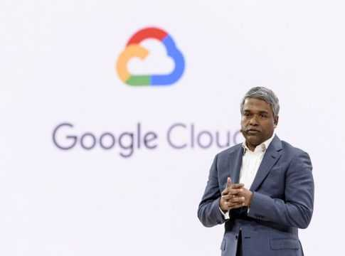 Thomas Kurian Google Cloud CEO