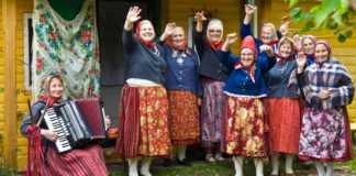 Kihnu Island Women Image