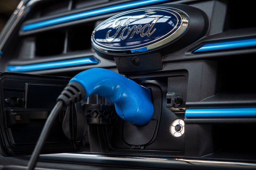 Ford Electriphi