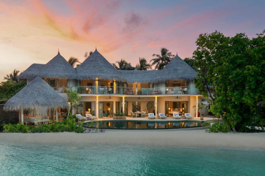 The Mansion @ The Nautilus Maldives