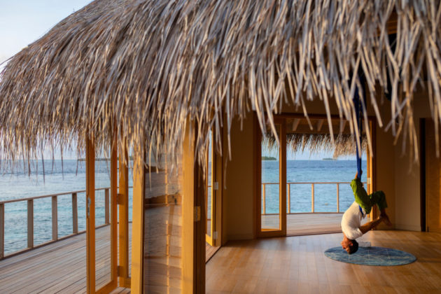 GCC Business News The Mansion The Nautilus Maldives Spa
