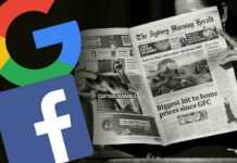 Australia's Nine signs news deals with Google, Facebook to bolster profits