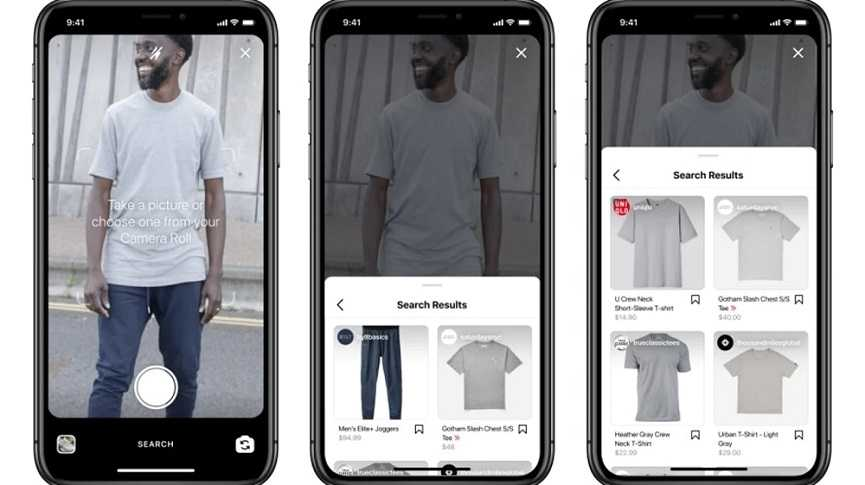 Instagram-Visual-Search