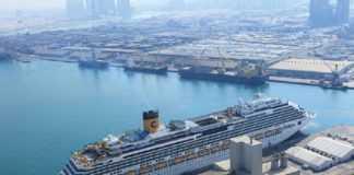 Abu Dhabi cruise