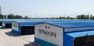 Bitmain tech