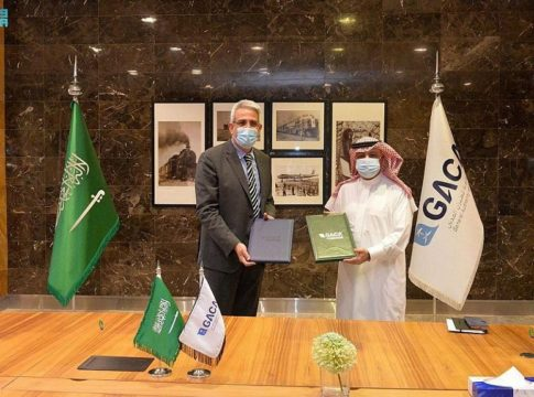 IATA Saudi