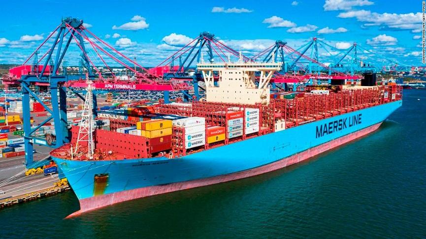 Maersk Logistics