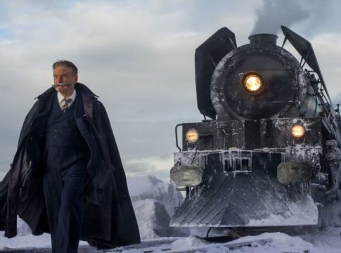 Murder on the Orient Express Train