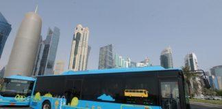 Qatar E-Bus