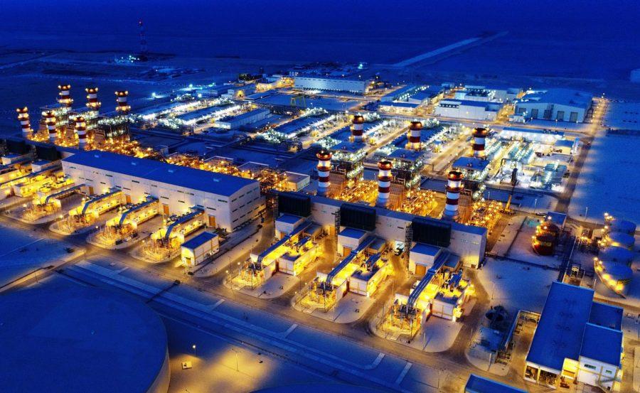 Umm Al Houl Power Plant