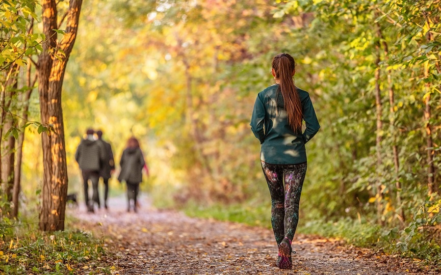 Walk Benefits