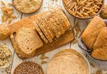 Whole grain foods can reduce waist size & lower heart disease risk; Study