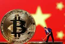China's central bank vows to keep high pressure on crypto market