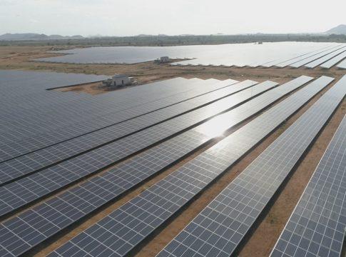 Ibri II Solar Project