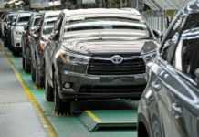 Toyota to halt Japanese subsidiary plant production due to parts shortage
