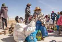Higher food prices fueled a 40% hike in global hunger; WFP
