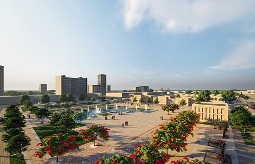 Al Qubib Masjid Plaza