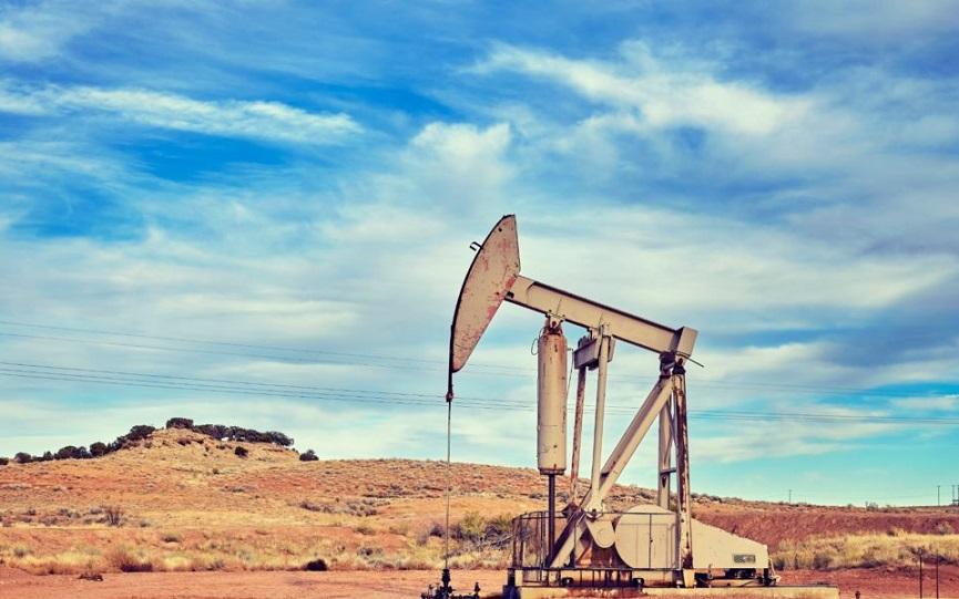 Offshore Oil Field