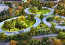 Dubai Public Park