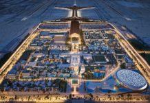 Chapman Taylor unveils central park design for Jeddah Airport city