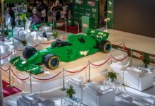 LEGO Brick car