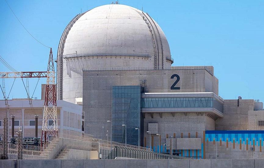 Barakah Unit 2 image
