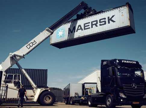 Maersk UAE image
