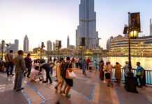 UAE-Russia explores bilateral ties in trade & tourism