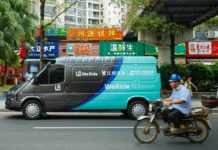 China's WeRide to develop its first self-driving cargo van